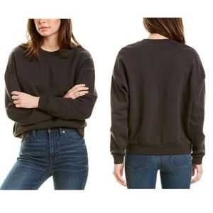 NWT- Madewell Recycled Cotton Oversized Sweatshirt